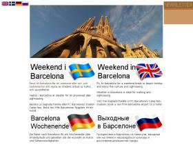 barcelonaweekendbreak.eu