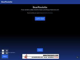 bear chatroulette