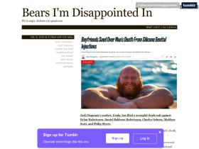 bearsimdisappointedin.tumblr.com