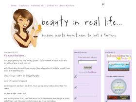 beautyinreallife.blogspot.com