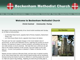 beckenhammethodistchurch.co.uk