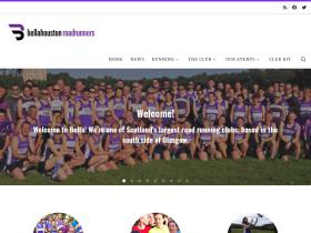 bellahoustonroadrunners.co.uk