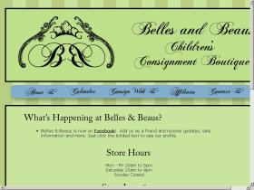 bellesnbeausboutique.com