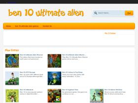 ben10ultimatealiengames.in