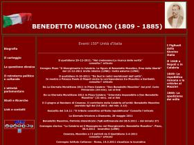benedettomusolino.it