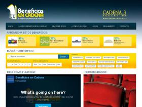 beneficios.cadena3.com