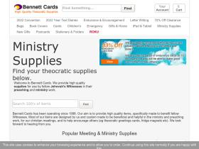 bennettcards.co.uk