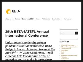 beta-iatefl.org