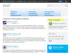 betfair.software.informer.com