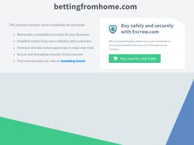 bettingfromhome.com