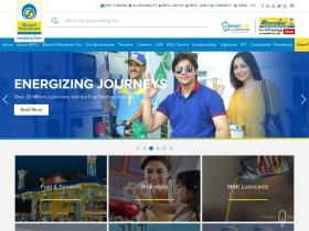 bharatpetroleum.in
