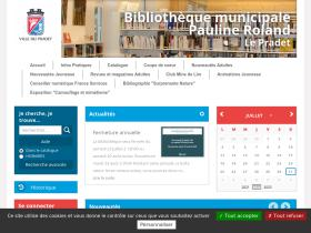 bibliotheque.le-pradet.fr