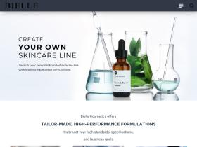 biellecosmetics.com