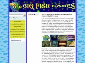 bigfishgames.org.uk