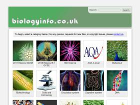biologyinfo.co.uk