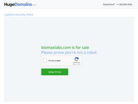biomaxlabs.com