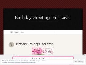 birthdaygreetingsforlover.wordpress.com