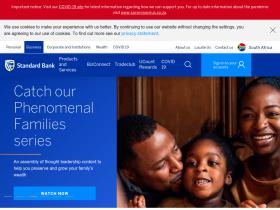 bizconnect.standardbank.co.za