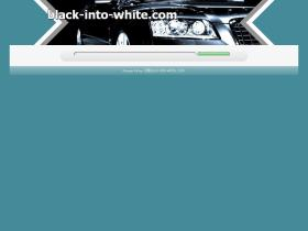 black-into-white.com