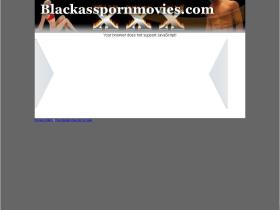blackasspornmovies.com