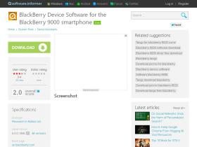 blackberry-device-software-for-the-black2.software.informer.com