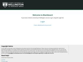 blackboard.vuw.ac.nz