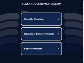 blackrosecosmetics.com