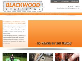 blackwoodchainsaws.co.uk