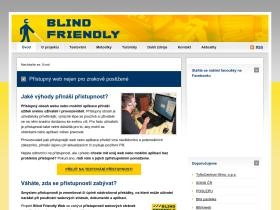 blindfriendly.cz