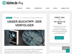 blog.buecher.de