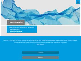 blog.ciphron.de