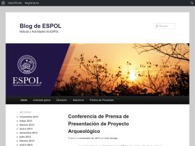 blog.espol.edu.ec
