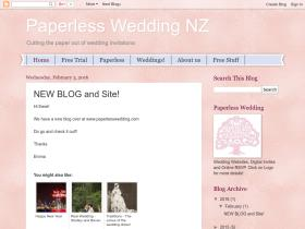 blog.paperlesswedding.co.nz