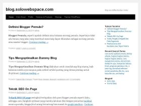 blog.solowebspace.com