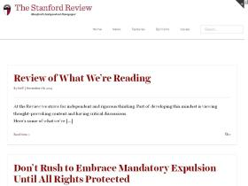 blog.stanfordreview.org