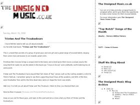 blog.theunsignedmusic.co.uk