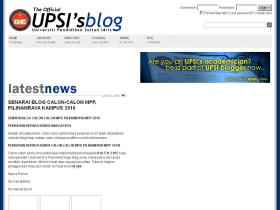 blog.upsi.edu.my