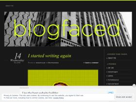 blogfaced.wordpress.com