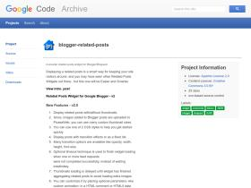 blogger-related-posts.googlecode.com