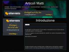 blogmatto.altervista.org