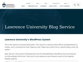 blogs.lawrence.edu