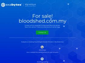bloodshed.com.my