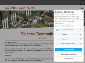 bluecher-elektronik.de