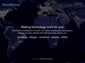 bluerhinos.co.uk