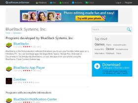 bluestack-systems-inc.software.informer.com