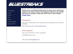 bluestreaks.net