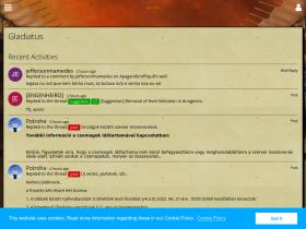 board.gladiatus.net