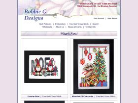 bobbiegdesigns.com