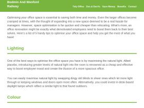 bodminandwenfordrailway.co.uk