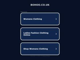 bohoo.co.uk
